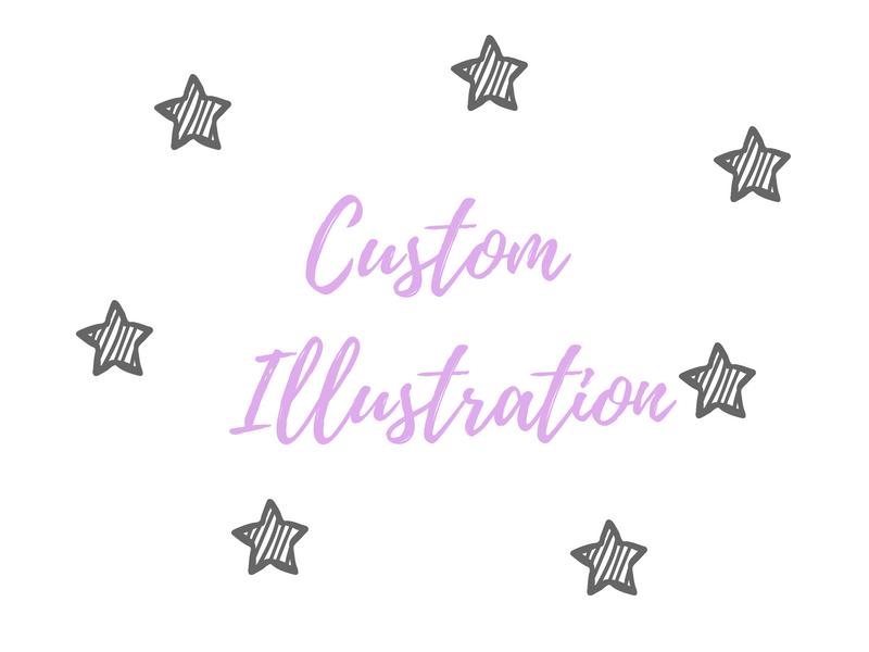 Custom Design and Illustration