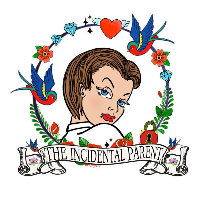Design portfolio - The Incidental Parent