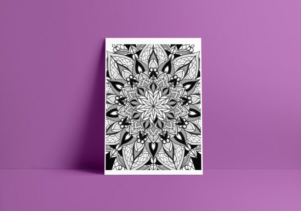 madala black and white