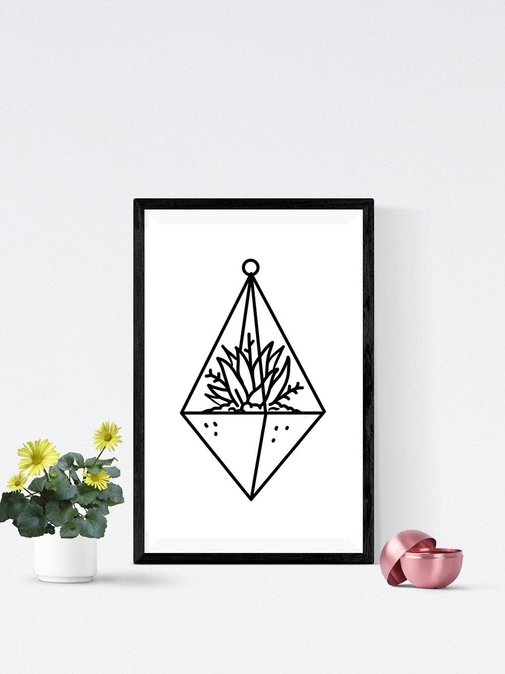 Terrarium-Art-Print