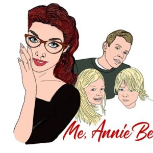 Design Portfolio Me Annie Bee